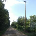 ремонт дороги в СНТ Азимут